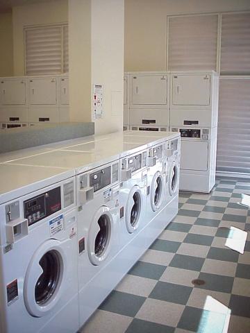 Escondido Village Studios Laundry Room