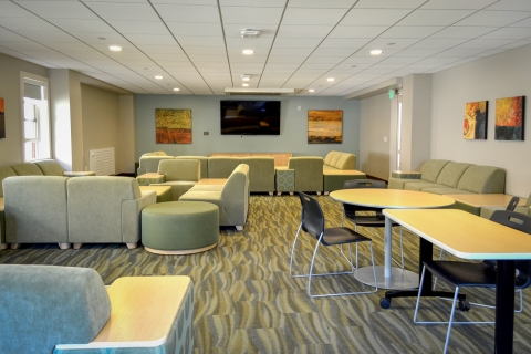 Kennedy Graduate Residences Common Area