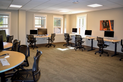Kennedy Graduate Residences Computer Room