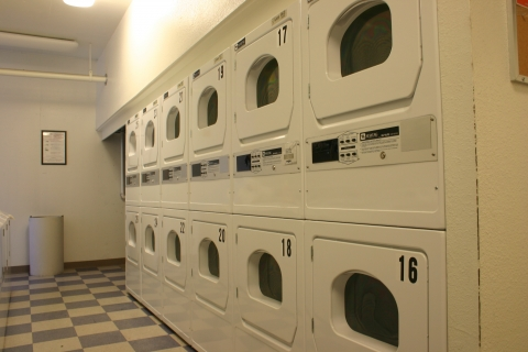 Escondido Village Highrise Laundry Room