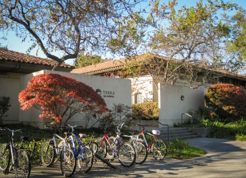 Terra - Bike Parking