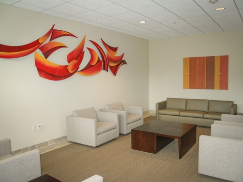 Munger Lounge Area
