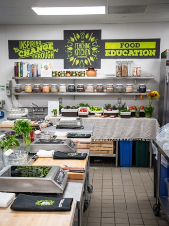 Central Production Kitchen