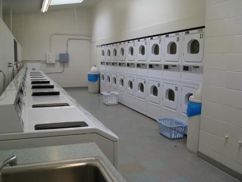 Escondido South Laundry Room