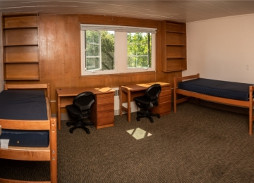 Crothers Memorial Dorm Room - Doubles