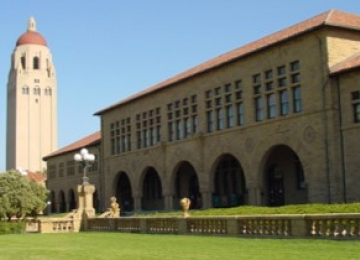 Hoover Tower and Memorial Quad