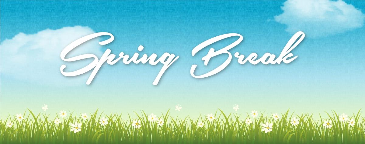 2018 spring break cafe hours