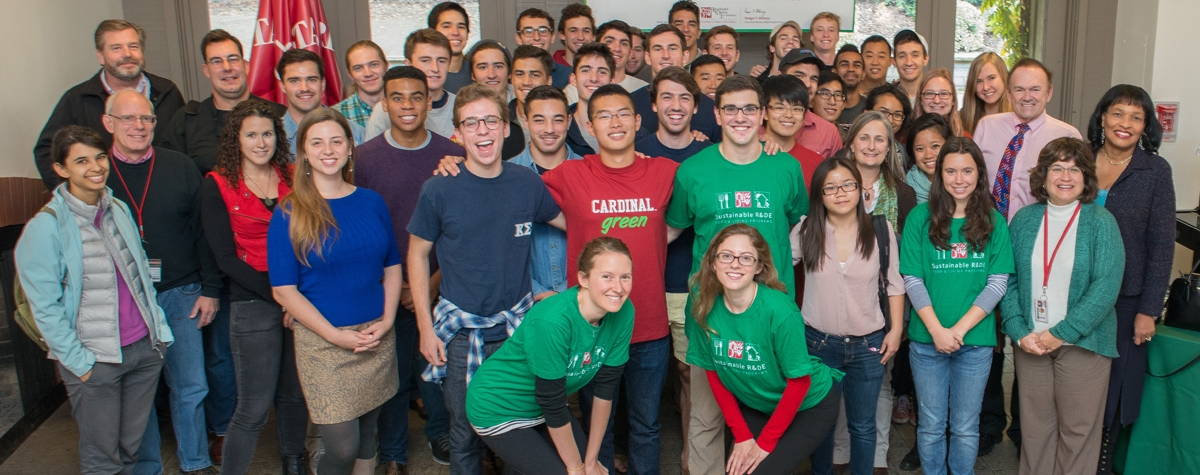 R&DE celebrates Sustainability with Kappa Sigma