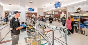 Cardinal Café at Stanford Redwood City opens