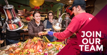 Join our R&DE Dining Team